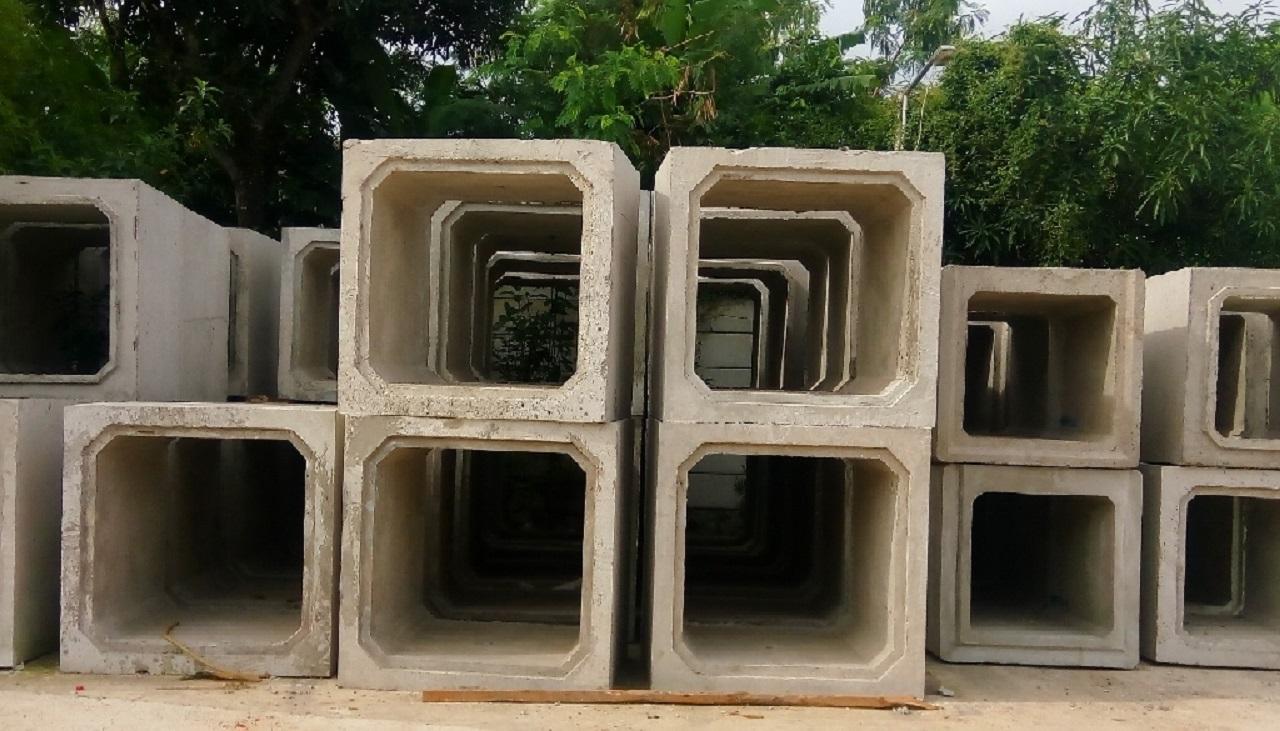 Box Culvert - Margajaya Precast Concrete